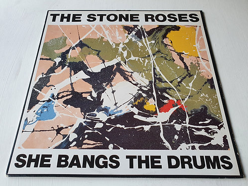 The Stone Roses ‎– She Bangs The Drums