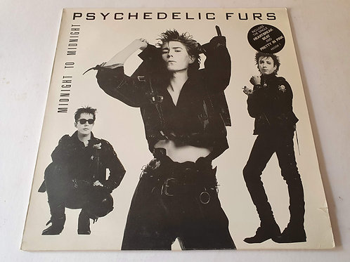 Psychedelic Furs – Midnight To Midnight