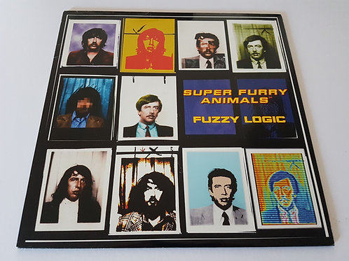 Super Furry Animals - Fuzzy Logic