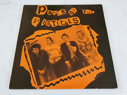 Sex Pistols ‎– Power Of The Pistols