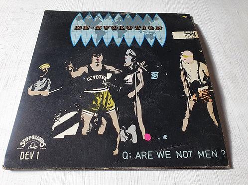 Devo – Mongoloid / Jocko Homo