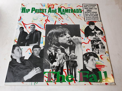 The Fall ‎– Hip Priest And Kamerads