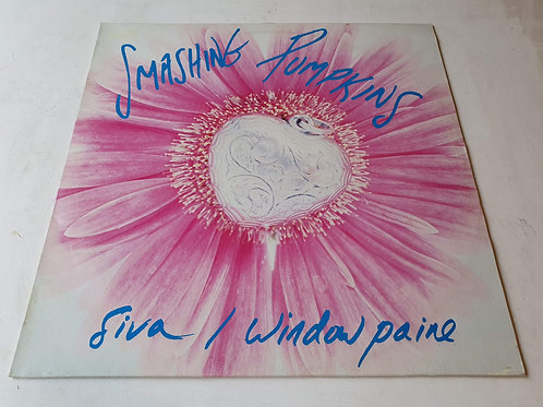 Smashing Pumpkins ‎– Siva / Window Paine