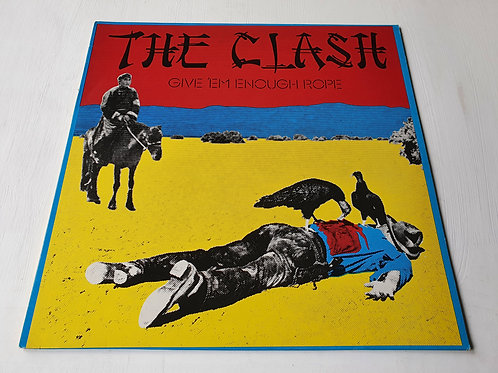 The Clash – Give 'Em Enough Rope