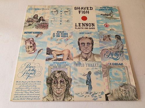 John Lennon / Plastic Ono Band – Shaved Fish