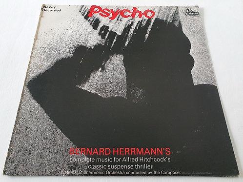 Bernard Herrmann – Psycho