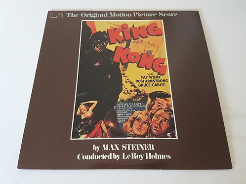 Max Steiner - King Kong OST
