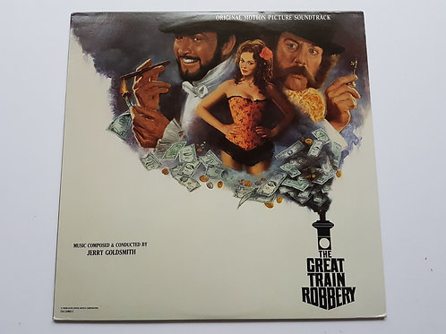 Jerry Goldsmith - The Great Train Robbery