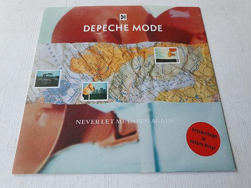 Depeche Mode – Never Let Me Down Again