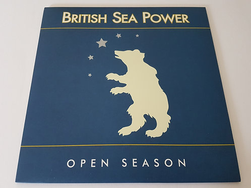 British Sea Power - Open Season