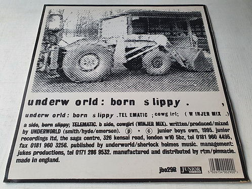 Underworld – Born Slippy