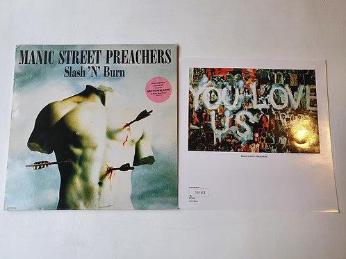 Manic Street Preachers – Slash 'N' Burn