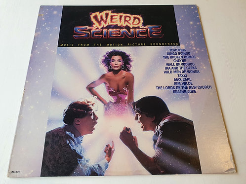 Weird Science - Music From The Motion Picture Soundtrack