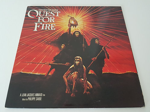 Quest For Fire - OST - Philippe Sarde