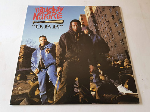 Naughty By Nature - O.P.P.