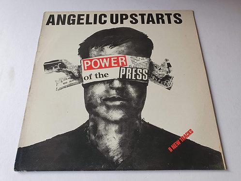 Angelic Upstarts - Power Of The Press