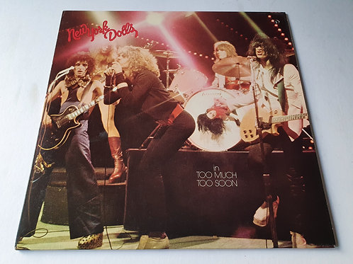New York Dolls – Too Much Too Soon
