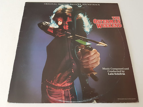 Lalo Schifrin - The Osterman Weekend OST