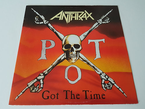 Anthrax - Got TheTime