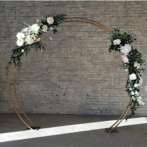 Bronze Circular Archway