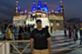 פונה, מקדש הינדו, מסע בהודו, טיול בהודו, Pune India
