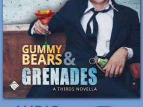 AUDIO REVIEW: 'Gummy Bears & Grenades' by Charlie Cochet