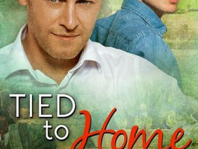 REVIEW: 'Tied to Home' by Silvia Violet