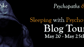GUEST POST with REVIEWS and GIVEAWAY: 'Psychopaths & Sinners' by Jack L. Pyke