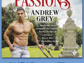 AUDIO REVIEW: 'Buried Passions' by Andrew Grey