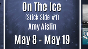 REVIEW TOUR with EXCERPT and GIVEAWAY: 'On the Ice' by Amy Aislin