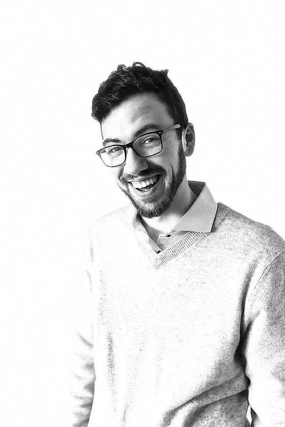 Portrait of Stephen Indrisano, owner of Indrisano Audio, LLC