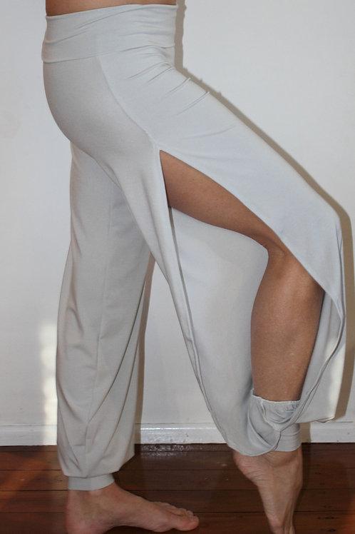 Harem Pants - Silver