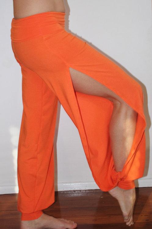 Harem Pants- Orange