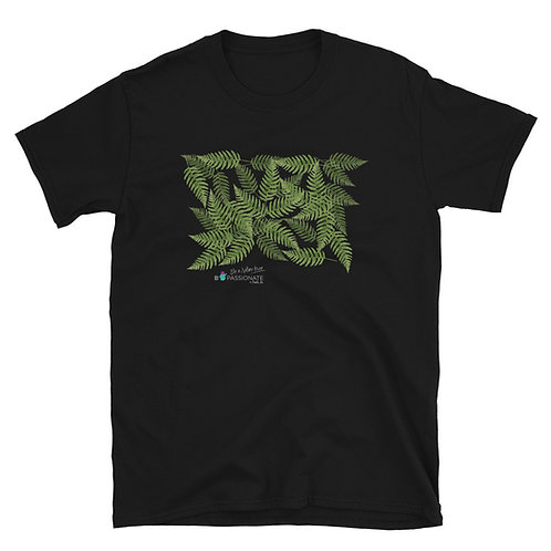 Basic 'Green passion 3' T-shirt