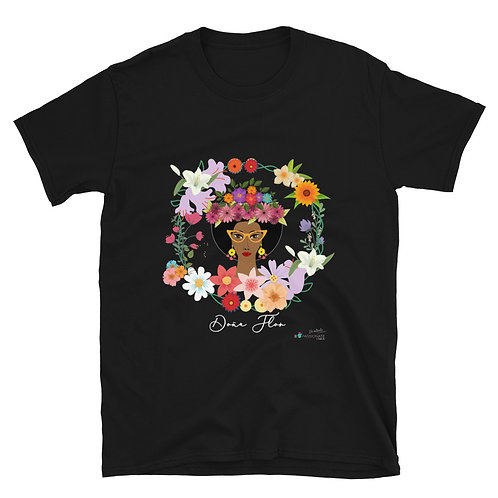 Camiseta básica 'Doña Flor'