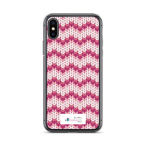 White & Pink 'Greatest Treasures' iPhone Cases