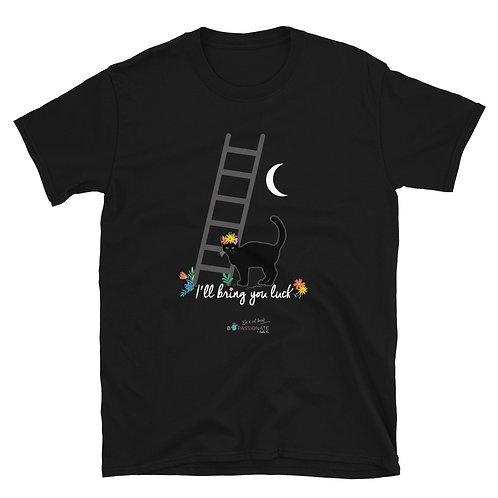 Camiseta básica 'Lucky cat'