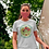 Thumbnail: Mascarilla usos ilimitados roja 'Veggie lover'