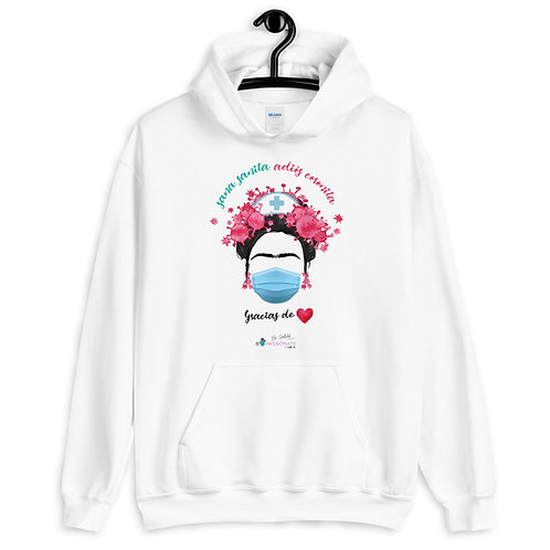 'Goodbye Corona' sweatshirt