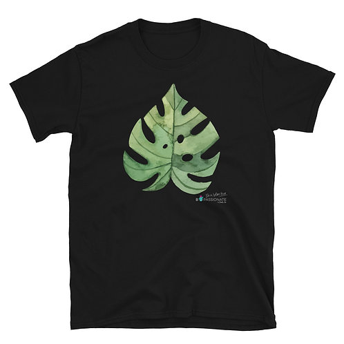 Camiseta básica 'Green Passion 2'