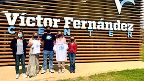 B Passionate y el Tricampeón Mundial de Windsurf Víctor Fernández surfean juntos contra el plástico
