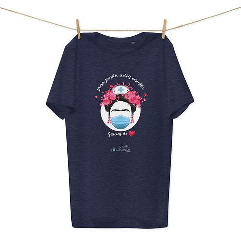 Camiseta algodón orgánico 'Adiós Coronita'