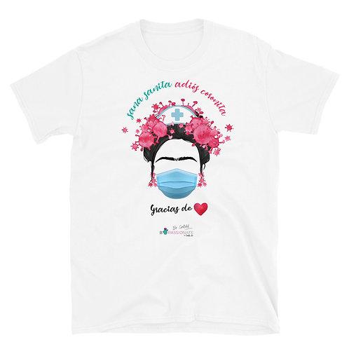 Camiseta básica 'Adiós Coronita'