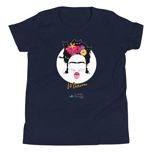 Teen T-shirt 'B Felina'