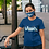 Thumbnail: Mascarilla usos ilimitados azul marino 'Re-Cycling'