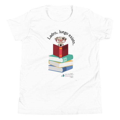 Teen T-shirt 'The Smart Dog'