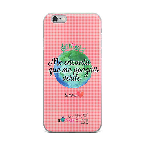 Fundas para iPhone 'Planet lover'