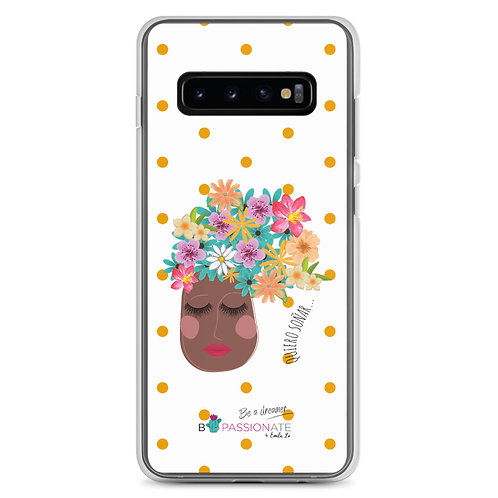 Samsung cases 'I want to dream'