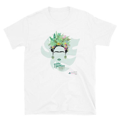 Camiseta básica 'Green Fashion'