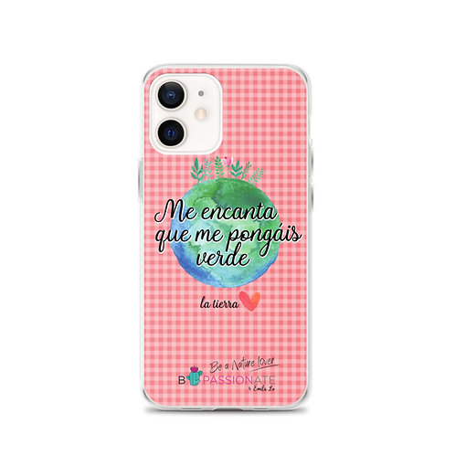 Pink 'Planet lover' iPhone cases